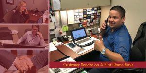 Customer Service Comparisons, Local vs. National Providers